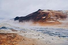 Its a striking sight and somewhat eerie Janice shares about Námafjalls geothermal sulphurous mud springs. Photo by @janice.kho Fujifilm X-T10  XF18-55mmF2.8-4 R LM OIS via Fujifilm on Instagram - #photographer #photography #photo #instapic #instagram #photofreak #photolover #nikon #canon #leica #hasselblad #polaroid #shutterbug #camera #dslr #visualarts #inspiration #artistic #creative #creativity