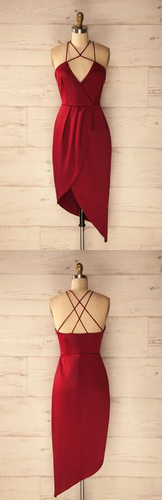 homecoming dresses,criss cross homecoming dresses,burgundy homecoming dresses,fashion homecoming dresses,sexy homecomiing dresses