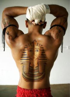 Unique Egyptian Tattoo Design and Meaning: Egyptian Symbol Tattoos Design ~ Tattoo Design Inspiration #ink #egyptyan #tattoo_design