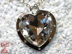 Herz in silber (Halskette)