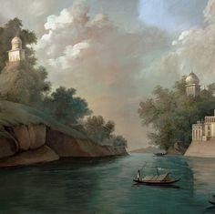 Retour des Indes en panoramique