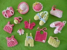 baby stuff - Image only, no patterns.