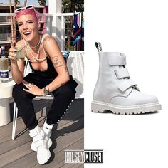 """56 Likes, 1 Comments - Halsey's Closet 🌙 (@halsey_closet) on Instagram: """"April 13th (2017) 