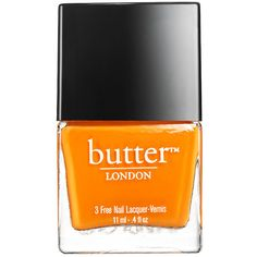 butter LONDON Nail Lacquer, Silly Billy 0.4 oz (12 ml) (135 EGP) ❤ liked on Polyvore featuring beauty products, nail care, nail polish, nails, makeup, beauty, fillers, butter london nail lacquer, butter london and butter london nail polish