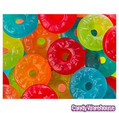 Life Savers Gummies Candy - Coolers: 5LB Case
