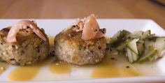 First Course: Spicy Tuna Cakes by ulterior epicure, via Flickr