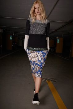 No. 21 | Pre-Fall 2014 Collection | Vogue Runway