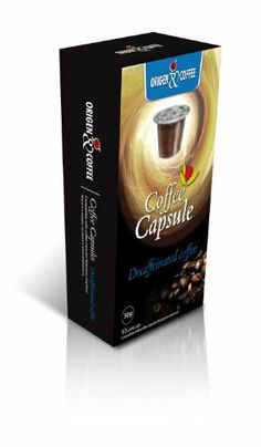 10 Nespresso Compatible Pods - Origen Coffee, Decaffeinated Coffee, 10 Pods (50g each) - http://thecoffeepod.biz/10-nespresso-compatible-pods-origen-coffee-decaffeinated-coffee-10-pods-50g-each/