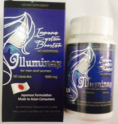 Illuminax Reduced Glutathione is considered one of most potent and effective glutathione brands. The most trusted brand by doctors, sold in clinics. Illuminax