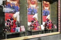 Window Display of Zwarte Piets in Haarlem