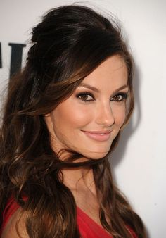 In Love with Minka Kelly's Gorgeous Jennifer Behr Barrette? Here's a Similar One Found on Etsy!