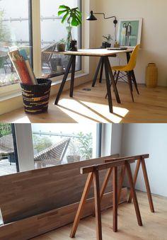 New workspace DIY- M.Laaser