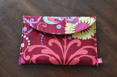 kindle case...I sew want to make it!