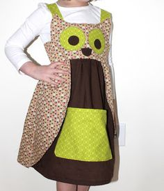 sew easy being green: Owl Jumper (2.0!) Tutorial
