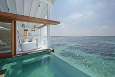 Amazing hotel bathrooms around the world