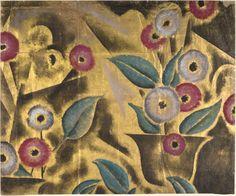 Foil Wallcovering Design, 1930s, Donald Deskey . https://www.pinterest.com/pin/51791464440858337/