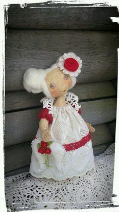 Куклы Елены Гореловой - 16 Июля 2015 - Кукла Тильда. Всё о Тильде, выкройки, мастер-классы.