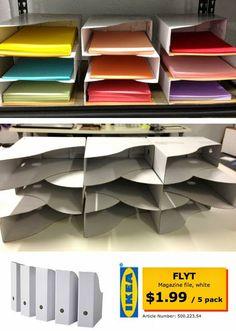 Onderwijs en zo voort ........: 1236. Inrichting : Papier opslaan in tijdschrift c...