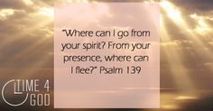 Where Can I Flee?   Walk with Jesus