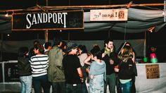 Homebrewer Toon co-founded Sandport Beer with a group of friends. Their beer is only available at private parties, live gigs for local indie bands, and, on occasion, select Bangkok bottle shops.