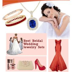 Be the most memorable Bride by angarainc on Polyvore featuring Zac Posen, Lauren Lorraine, Charlotte Tilbury and contemporary