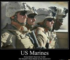 Surprised to find this online. Not only is this definitely true. But these Marines are mighty fine.MY HUSBAND! Military Quotes, Military Humor, Military Love, Usmc Humor, Marine Quotes, Usmc Quotes, Quotes Quotes, Veterans Quotes, Marine Corps Humor