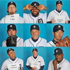 Baseball Season is almost here!!!! I love my Tigers!