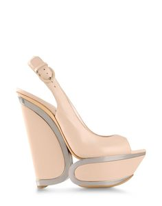 Less than £1000 Slingbacks from the spring/summer collection for Italian luxury designer Casadei