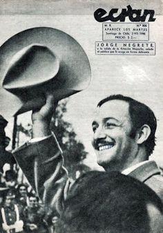 Jorge Negrete en Revista ECRAN (1946)