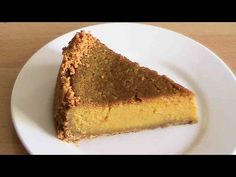 Pumpkin Pie - RECIPE