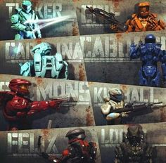 Red vs Blue Season 12!