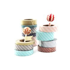 Washi Tape Stripe set