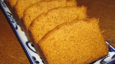 The classic moist pumpkin bread from Down East is spiced with cinnamon, ginger, nutmeg and cloves. This bread improves with age, so plan to make it a day ahead if possible.