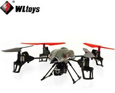 WLToys V959 4 Axis Remote Control Toys Quadcopter Helicopter W/ Camera GYRO Light V929 V939 V949 Upgrade  buy  http://ali.pub/7ufds #quadcopters #drones