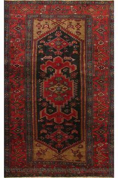 Gholtogh Hand Knotted  Wool Rug