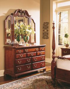Cherry Grove Mansion Bedroom Set | Home / Cherry Grove Mansion Bedroom Set - American Drew