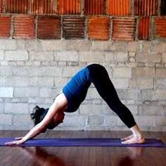 6 Amazing Health Benefits From Downward Dog