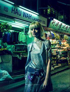 china girl: ali whitfield by max salvaggio for grazia netherlands 16th april 2013 | visual optimism; fashion editorials, shows, campaigns & more!