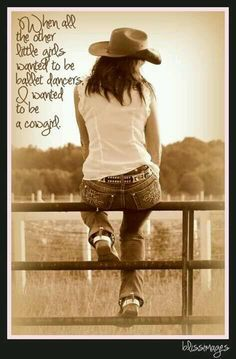 Thanks to my dad who wanted boys and had only So he got us girls in barrel racing. Rodeo Quotes, Cowboy Quotes, Cowgirl Quote, Equestrian Quotes, Cowgirl And Horse, Horse Love, Equine Quotes, Hunting Quotes, Senior Quotes