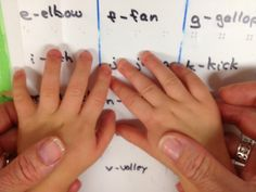 Teaching Braille to Young Children | Paths to Literacy
