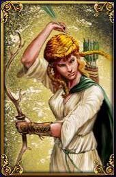 Artemis - greek-mythology Photo