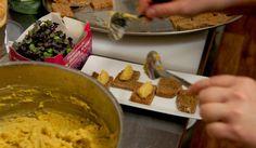 When Trikalinos meet Rises Delicacies - delicious Bortago in Berlin!