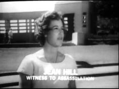 JFK Assassination Witnesses Mary Moorman and Jean Hill inteviewed in Dea...