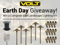 Want to win Enter to win... LED Landscape Lighting Kit $1,110 value! from ? I just entered to win and you can too. http://gvwy.io/sf2o4ls