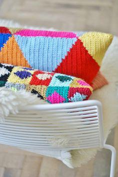 #crochet #pillow