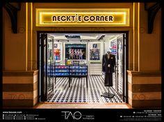 Necktie Corner shop
