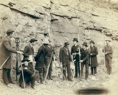 Deadwood Central Railroad Engineer Corps, 1888