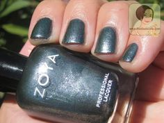 #Zoya Winter/Holiday 2013: Zenith Collection in Cassedy