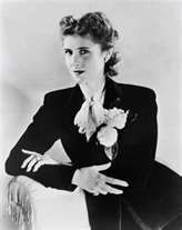 American journalist, Clare Boothe Luce, was spending the night at the US embassy in Brussels on 9/10 May 1940 and experienced the beginning of the Blitzkrieg firsthand. Her autobiographical account 'Europe in the Spring' became a bestseller.  #WWII