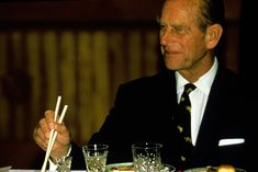 Prince Philip's daily diet revealed – try one of his signature recipes Husband Love, Lamb Dishes, Prince Phillip, Royal Engagement, Cooking On The Grill, Dinner Dishes, Mushroom Recipes, Breakfast Time, Queen Elizabeth